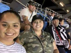 Ignacio attended San Jose Earthquakes vs. Philadelphia Union - MLS on Sep 25th 2019 via VetTix