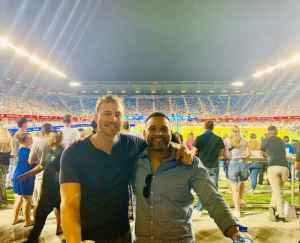 Adam attended San Jose Earthquakes vs. Philadelphia Union - MLS on Sep 25th 2019 via VetTix