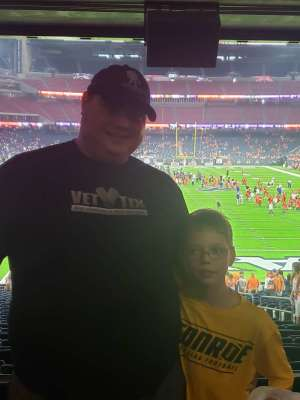 Click To Read More Feedback from Sam Houston State Bearkats vs. Stephen F. Austin Lumberjacks - Battle of the Piney Woods - NCAA Football