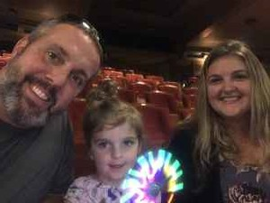 Michael attended Peppa Pig's Adventure! - Presented by SMG Richmond on Sep 26th 2019 via VetTix
