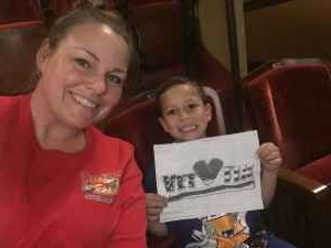 Catherine attended Peppa Pig's Adventure! - Presented by SMG Richmond on Sep 26th 2019 via VetTix