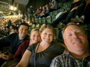 Joseph attended Hugh Jackman: the Man. The Music. The Show. on Oct 12th 2019 via VetTix