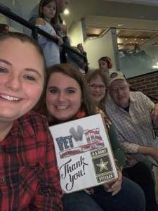 Patrick attended Hugh Jackman: the Man. The Music. The Show. on Oct 12th 2019 via VetTix