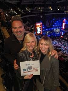 jeffrey attended Hugh Jackman: the Man. The Music. The Show. on Oct 12th 2019 via VetTix