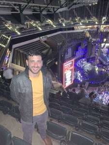 Javier attended Hugh Jackman: the Man. The Music. The Show. on Oct 12th 2019 via VetTix