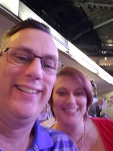Ron attended Hugh Jackman: the Man. The Music. The Show. on Oct 12th 2019 via VetTix