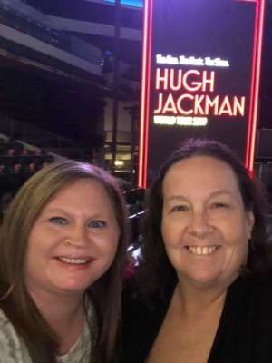 Larry attended Hugh Jackman: the Man. The Music. The Show. on Oct 12th 2019 via VetTix