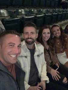 Jared attended Hugh Jackman: the Man. The Music. The Show. on Oct 12th 2019 via VetTix