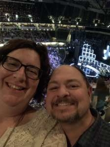 Aaron attended Hugh Jackman: the Man. The Music. The Show. on Oct 12th 2019 via VetTix