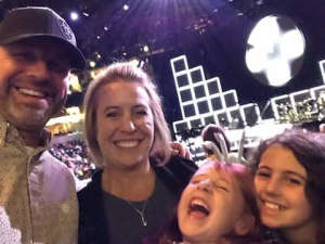 Jessica attended Hugh Jackman: the Man. The Music. The Show. on Oct 12th 2019 via VetTix