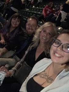 Victoria attended Hugh Jackman: the Man. The Music. The Show. on Oct 12th 2019 via VetTix