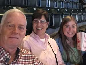 James attended Hugh Jackman: the Man. The Music. The Show. on Oct 12th 2019 via VetTix