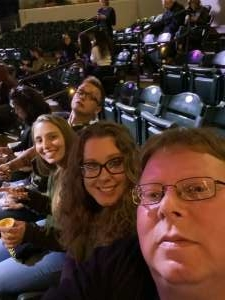 Donald attended Hugh Jackman: the Man. The Music. The Show. on Oct 12th 2019 via VetTix
