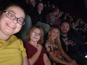 Randall attended Hugh Jackman: the Man. The Music. The Show. on Oct 12th 2019 via VetTix