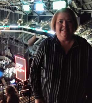Erica attended Hugh Jackman: the Man. The Music. The Show. on Oct 12th 2019 via VetTix