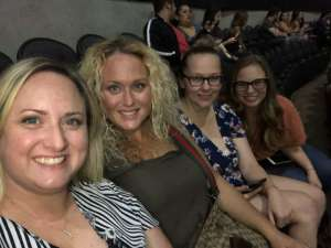 brittany attended Hugh Jackman: the Man. The Music. The Show on Oct 2nd 2019 via VetTix