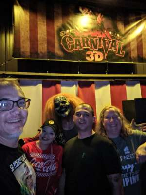 Mark attended Dark Woods Haunted Attraction Tickets Good for Oct. 4th or 5th Only on Oct 4th 2019 via VetTix