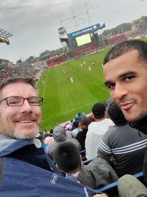 Timothy attended Chicago Fire vs Toronto FC - MLS on Sep 29th 2019 via VetTix