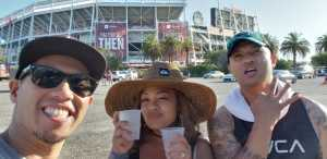 Rhoderick attended San Francisco 49ers vs. Pittsburgh Steelers - NFL on Sep 22nd 2019 via VetTix