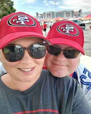 Jason attended San Francisco 49ers vs. Pittsburgh Steelers - NFL on Sep 22nd 2019 via VetTix
