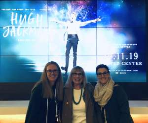 Krista attended Hugh Jackman: the Man. The Music. The Show. on Oct 11th 2019 via VetTix