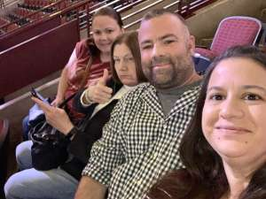 Stephen attended Hugh Jackman: the Man. The Music. The Show. on Oct 11th 2019 via VetTix