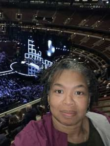 Roslyn attended Hugh Jackman: the Man. The Music. The Show. on Oct 11th 2019 via VetTix