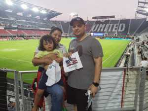 Click To Read More Feedback from DC United vs. Seattle Sounders FC - MLS