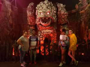 Theresa attended Netherworld 2019 Haunt- Valid on Specific Dates Only * See Notes Before Claiming on Oct 6th 2019 via VetTix