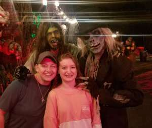 Stephanie attended Netherworld 2019 Haunt- Valid on Specific Dates Only * See Notes Before Claiming on Oct 6th 2019 via VetTix