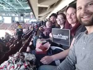 Click To Read More Feedback from Utah Grizzlies vs. Idaho Steelheads - ECHL Epilepsy Night