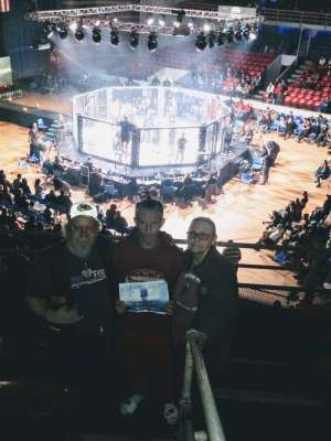 kevin attended Invicta FC 37 - Frey vs. Cummins 2 - Live Mixed Martial Arts - Tracking Attendance - Presented by Invicta Fighting Championships on Oct 4th 2019 via VetTix