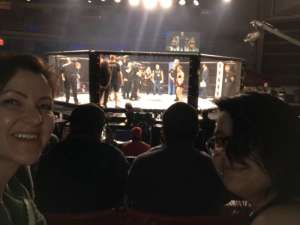 Suika attended Invicta FC 37 - Frey vs. Cummins 2 - Live Mixed Martial Arts - Tracking Attendance - Presented by Invicta Fighting Championships on Oct 4th 2019 via VetTix