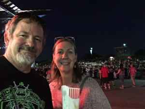 Fred attended Dropkick Murphys and Clutch on Sep 25th 2019 via VetTix