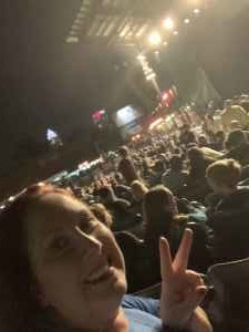 Angela attended Dropkick Murphys and Clutch on Sep 25th 2019 via VetTix