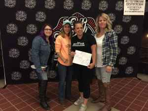 Heather attended Chris Young: Raised on Country Tour 2019 on Sep 27th 2019 via VetTix