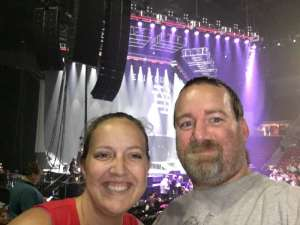 Ryan attended Chris Young: Raised on Country Tour 2019 on Sep 27th 2019 via VetTix