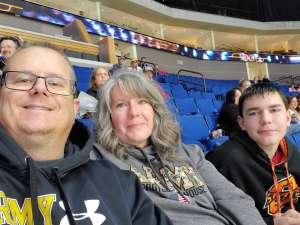 Greg attended Tulsa Oilers vs Kansas City Mavericks - ECHL on Oct 22nd 2019 via VetTix