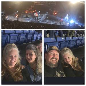 Austin attended Shinedown - Attention Attention World Tour on Oct 19th 2019 via VetTix