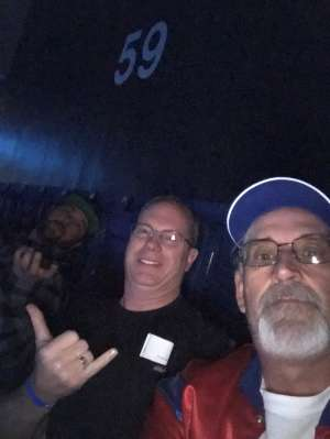 Willard attended Shinedown - Attention Attention World Tour on Oct 19th 2019 via VetTix
