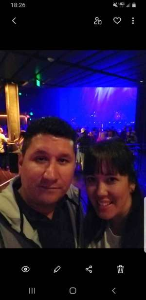 Art attended Scotty Mccreery With Temecula Road on Oct 3rd 2019 via VetTix