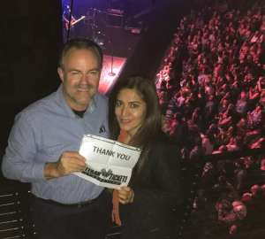 Clint attended Scotty Mccreery With Temecula Road on Oct 3rd 2019 via VetTix
