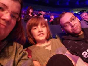 Matthew attended Jurassic World Live Tour on Oct 17th 2019 via VetTix