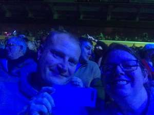 Anne attended Jurassic World Live Tour on Oct 17th 2019 via VetTix