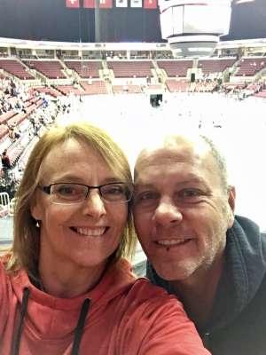 Greg attended Ohio State Buckeyes vs. Omaha Mavericks - NCAA Men's Hockey on Oct 19th 2019 via VetTix