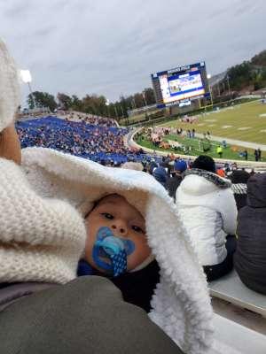 Adam attended Duke Blue Devils vs. Syracuse - NCAA Football ** Military Appreciation Day!** on Nov 16th 2019 via VetTix