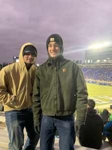 Jonathan attended Duke Blue Devils vs. Syracuse - NCAA Football ** Military Appreciation Day!** on Nov 16th 2019 via VetTix