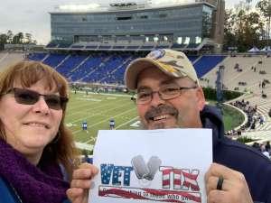 donald attended Duke Blue Devils vs. Syracuse - NCAA Football ** Military Appreciation Day!** on Nov 16th 2019 via VetTix