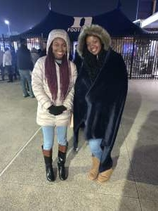 Sharita attended Duke Blue Devils vs. Syracuse - NCAA Football ** Military Appreciation Day!** on Nov 16th 2019 via VetTix