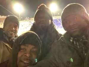 Keyon attended Duke Blue Devils vs. Syracuse - NCAA Football ** Military Appreciation Day!** on Nov 16th 2019 via VetTix
